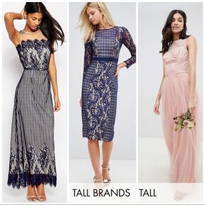 Beautiful Tall Girl Dresses